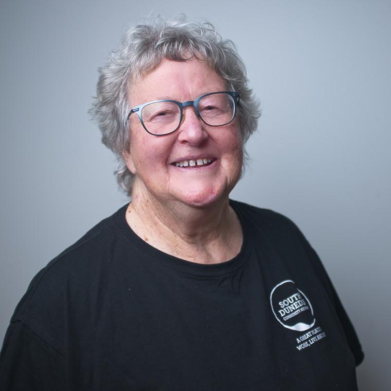 Volunteer of the Month - Dunedin