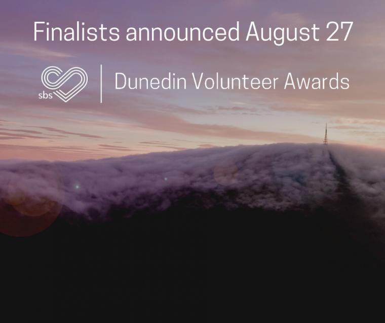 Countdown to the Dunedin Volunteer Awards!