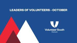 Waitaki Leaders of Volunteers: Best Practice