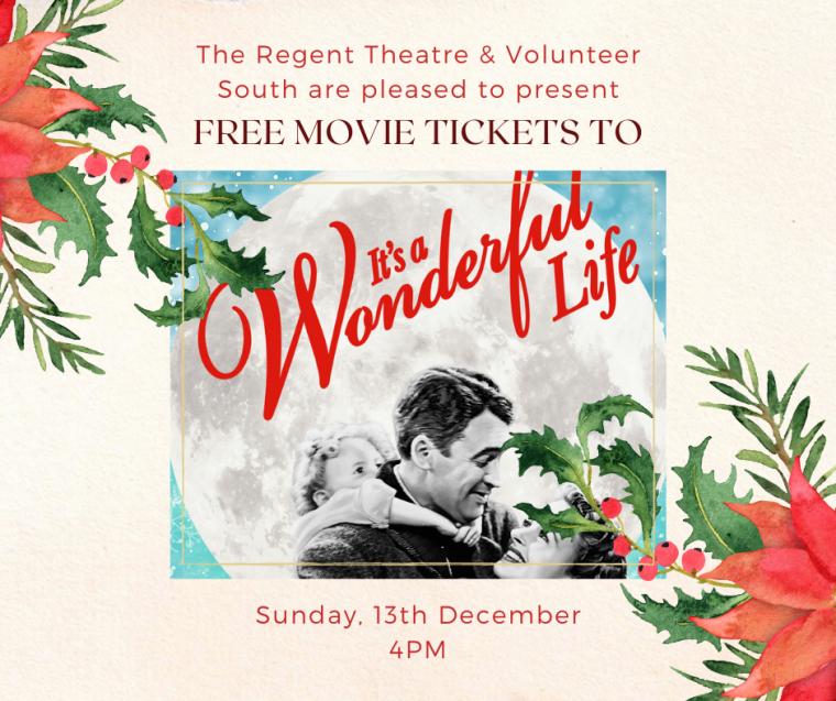 Regent Theatre Movie Ticket Giveaway