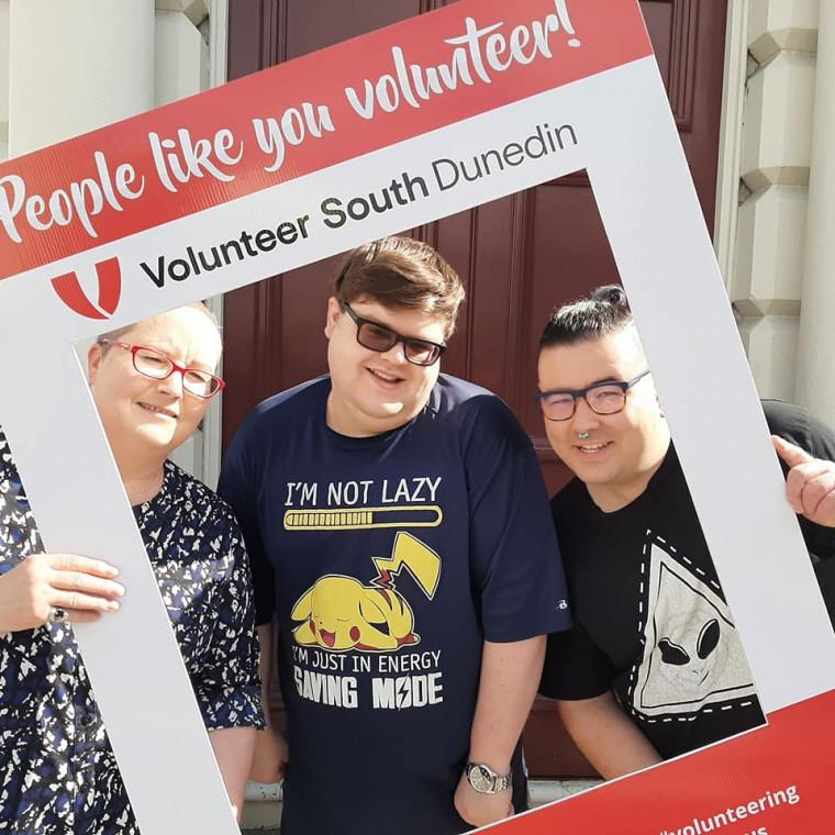 South Dunedin Volunteer Hub Grand Opening!