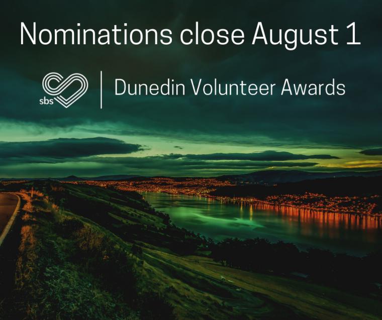 SBS Bank Dunedin Volunteer Awards