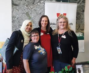 Newcomers Volunteering Workshop (Dunedin)