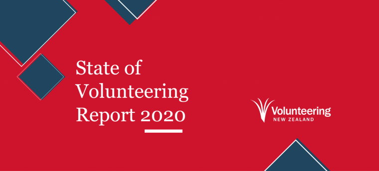 State of Volunteering in Aotearoa New Zealand 2020